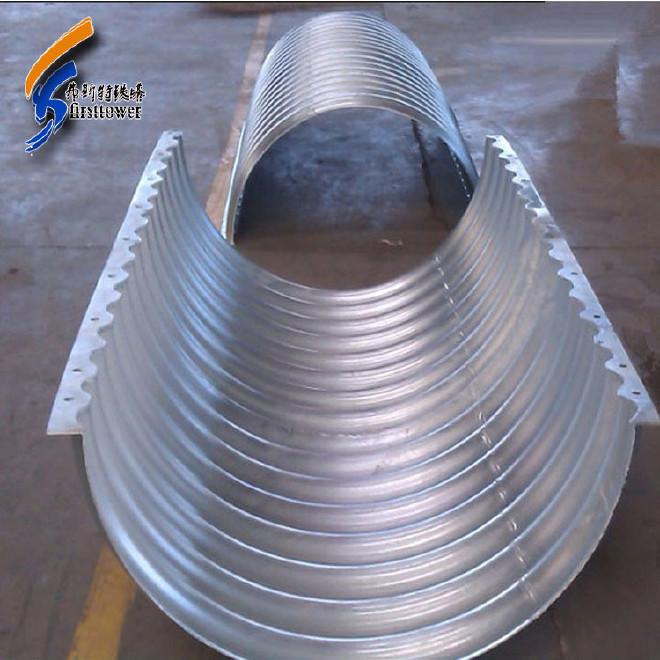 金屬波紋管涵 波紋涵管 不銹鋼波紋管 貴州廠家生產批發
