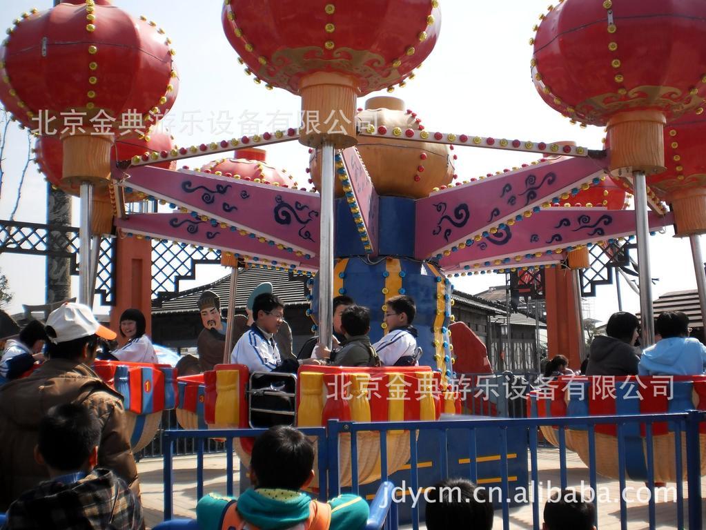 北京金典 桑巴气球 室外游乐设备 回本快的游乐设备示例图18
