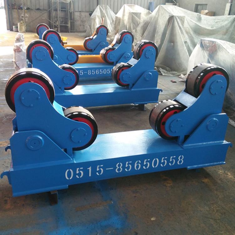 焊接滚胎非标定制  江苏盐城厂家2015款自调式滚轮架示例图2