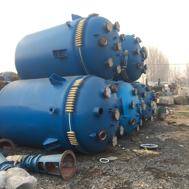供應二手不銹鋼高壓反應釜,不銹鋼電加熱反應釜,蒸汽加熱反應釜,二手反應釜不銹鋼反應釜