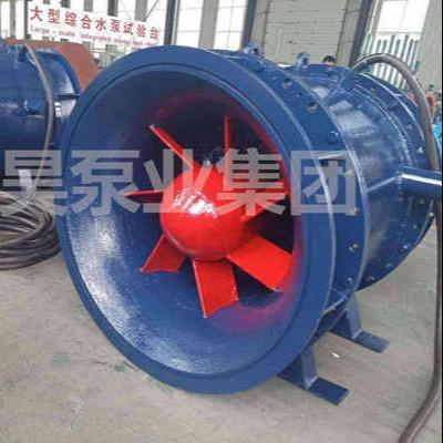 昊泵QGWZ潛水貫流泵生產廠家海水專用泵