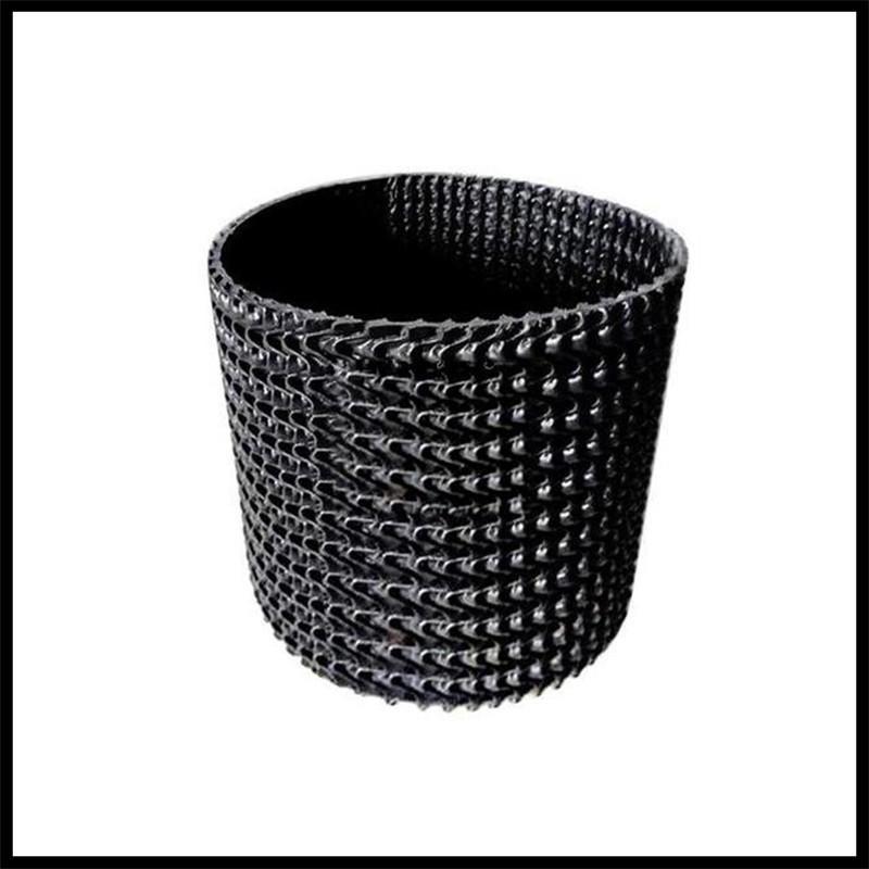百順通 硬式透水管定制公司 曲紋網狀硬式透水管 PE硬式透水管 量大從優