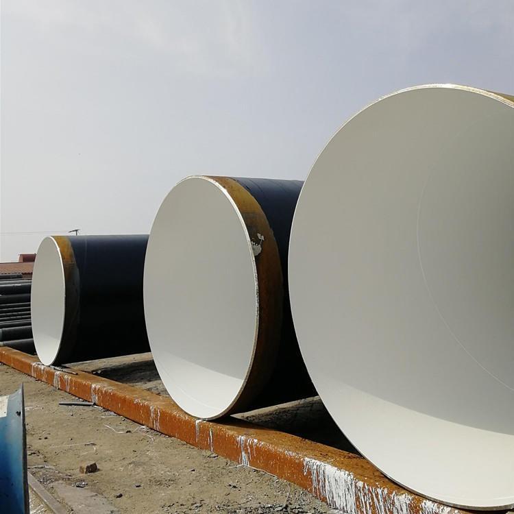 3PE防腐钢管 天然气防腐管道 三层PE普通加强级防腐钢管