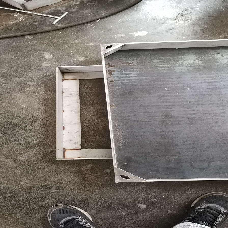 中山不锈钢隐形井盖  不锈钢井盖厂家