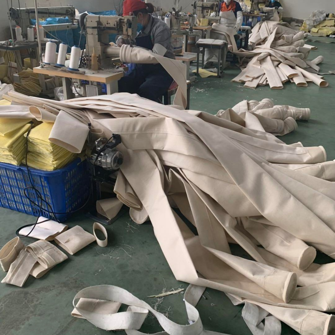 廠家直銷 氟美斯除塵布袋_捷東環保_氟美斯除塵濾袋