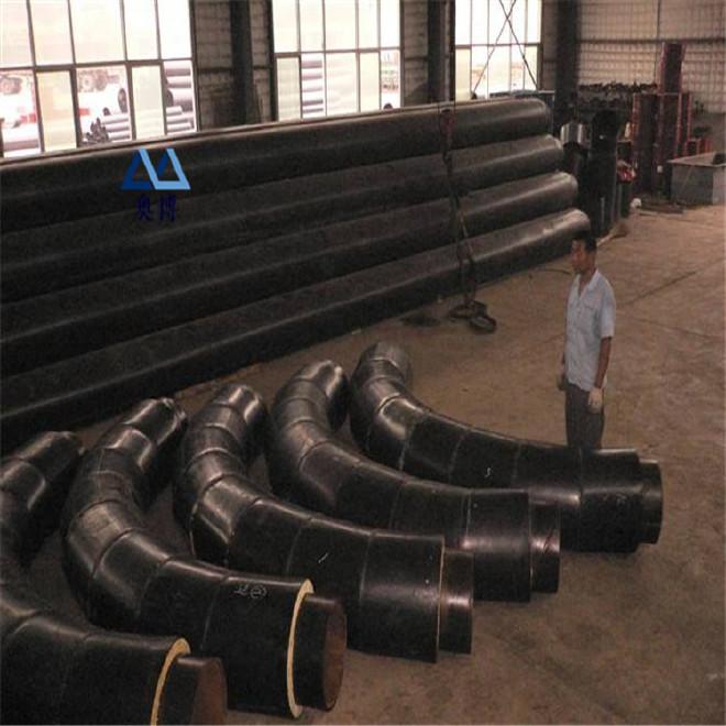 专业生产 保温弯头 预制直埋保温弯头 厂家批发 聚氨酯保温弯头示例图4