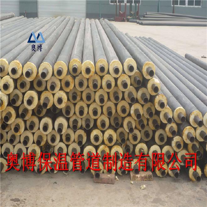 专业生产 保温钢管 聚氨酯预制保温钢管 批发 玻璃钢保温钢管示例图11
