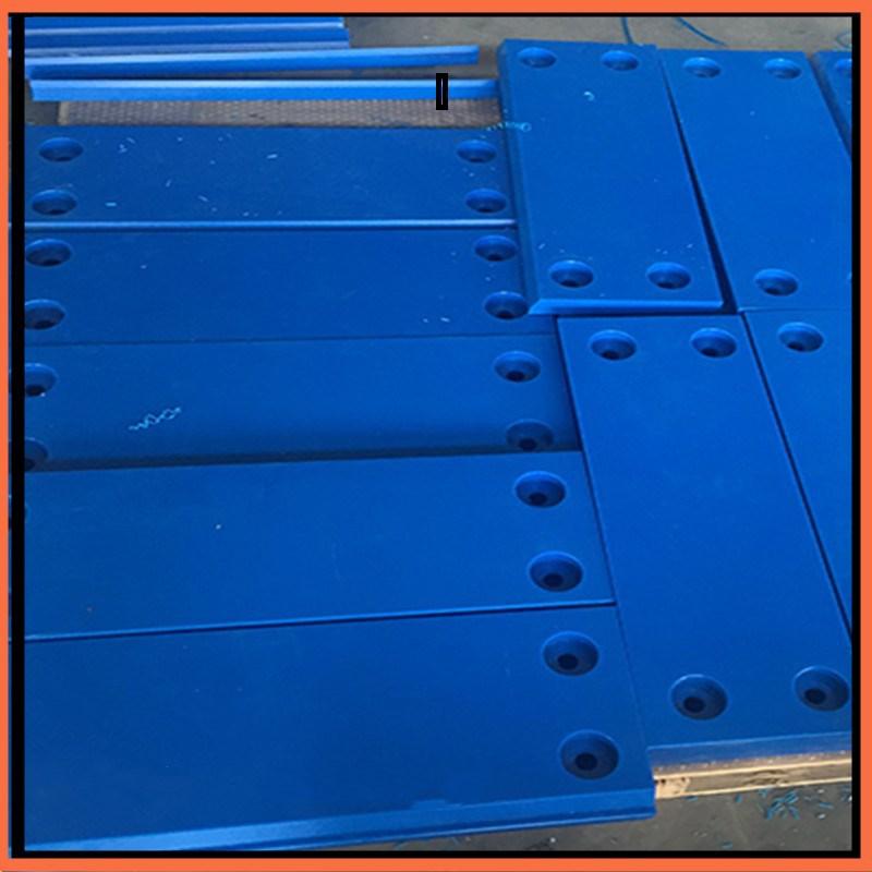 加工码头护舷板 聚乙烯护舷贴面板 高分子聚乙烯船舶衬板示例图9