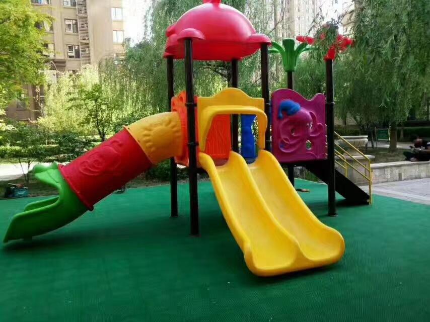 专业生产定制室外小区广场幼儿园滑梯 户外儿童乐园滑梯 物美价廉示例图11
