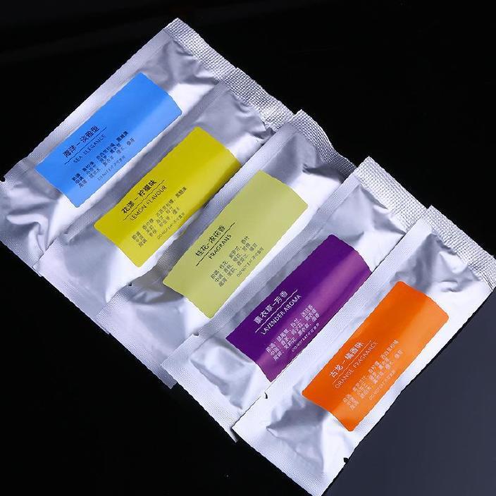 定制汽車車載空調出風口香水香薰棒 PE香棒木漿香薰棒芯補充芯2只圖片