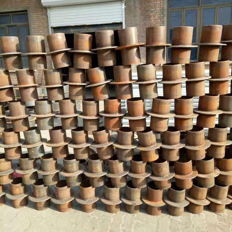不锈钢柔性防水套管B型建筑工地