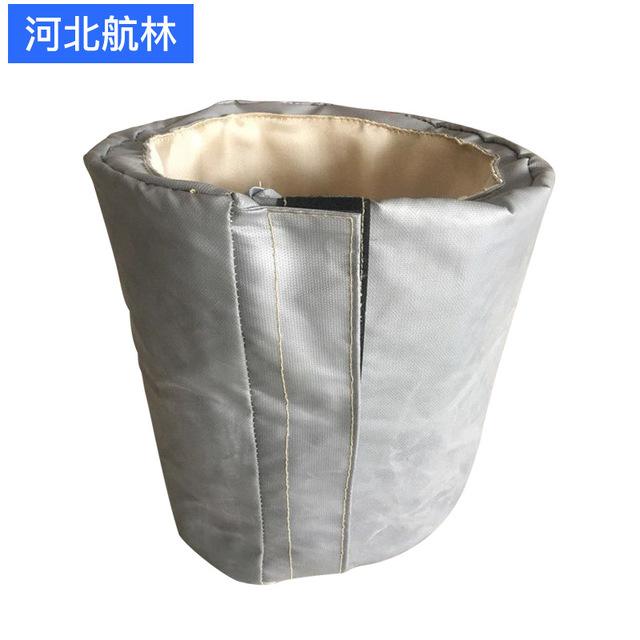 可拆卸保温套 阀门管道柔性保温衣 阀门保温夹套 管道保温套厂家