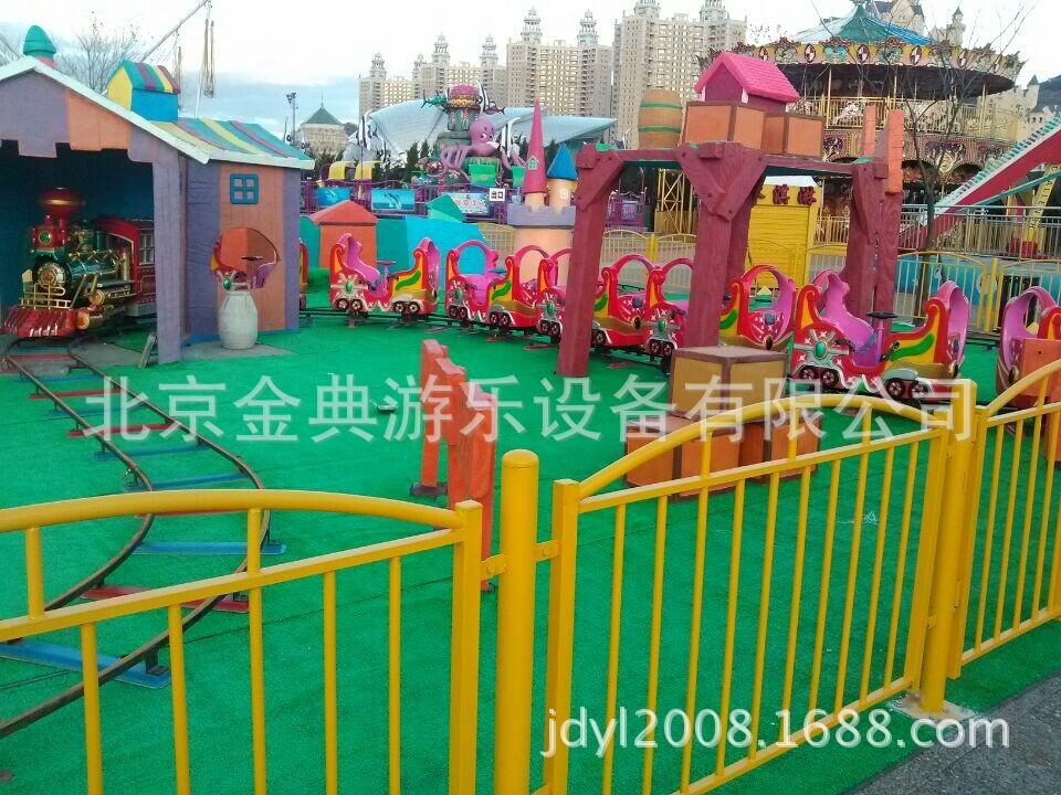 儿童小火车 儿童游乐设备示例图4