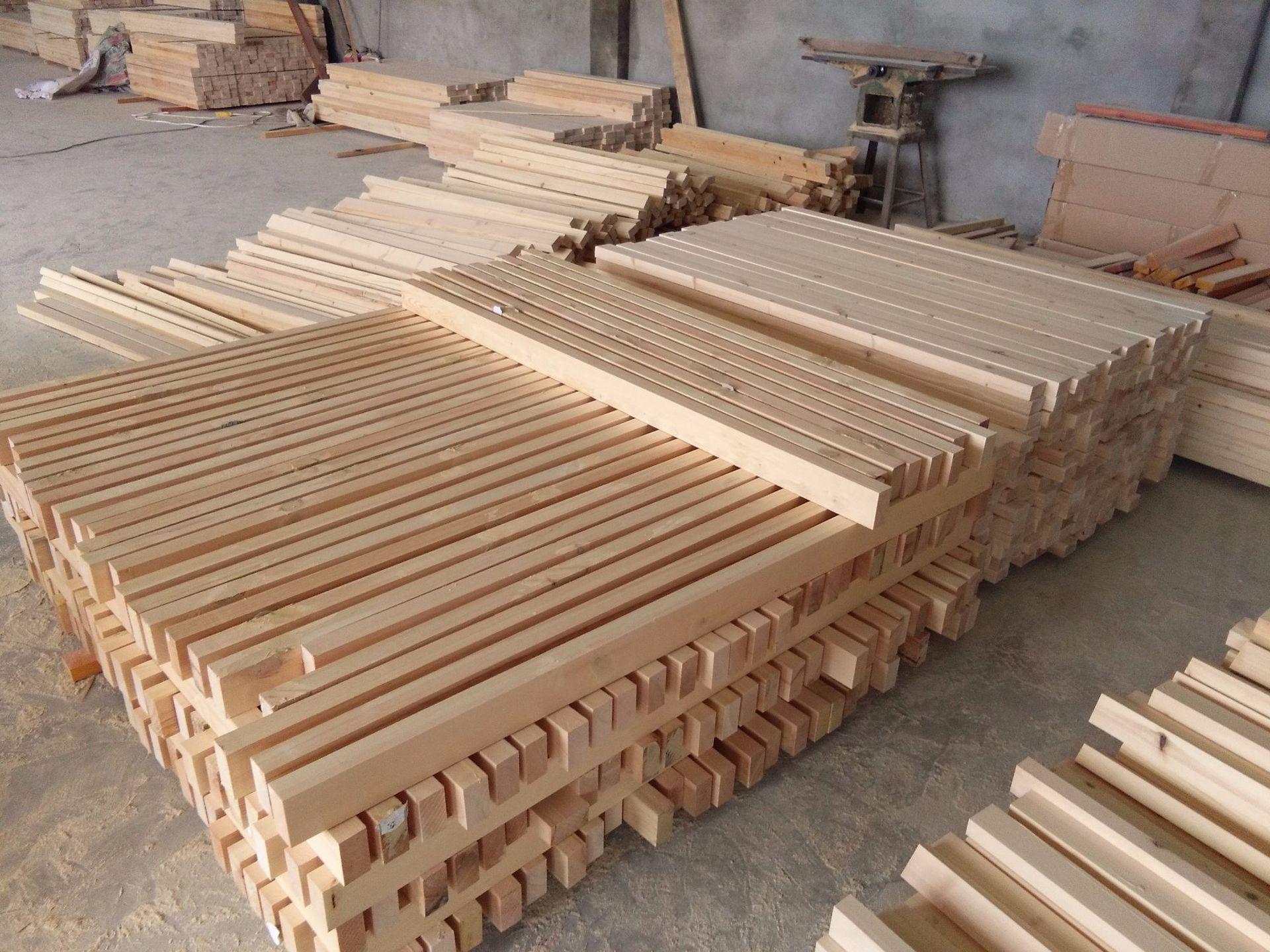 长期供应户外防腐木休闲椅 公园小区座椅 长椅 铸铁腿 实木 塑木示例图25