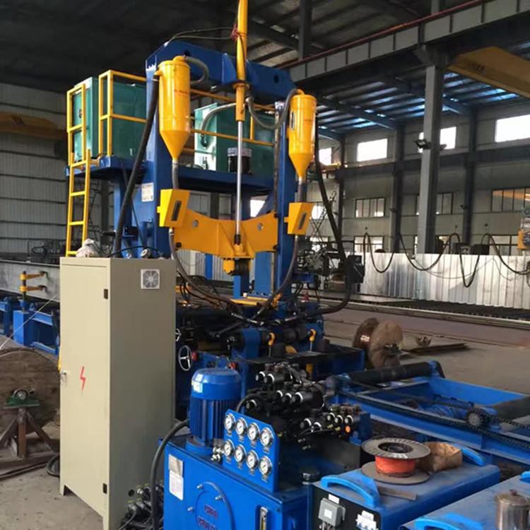 组立机江苏厂家 规格齐全 品质优良 现货批发钢结构组立机示例图3