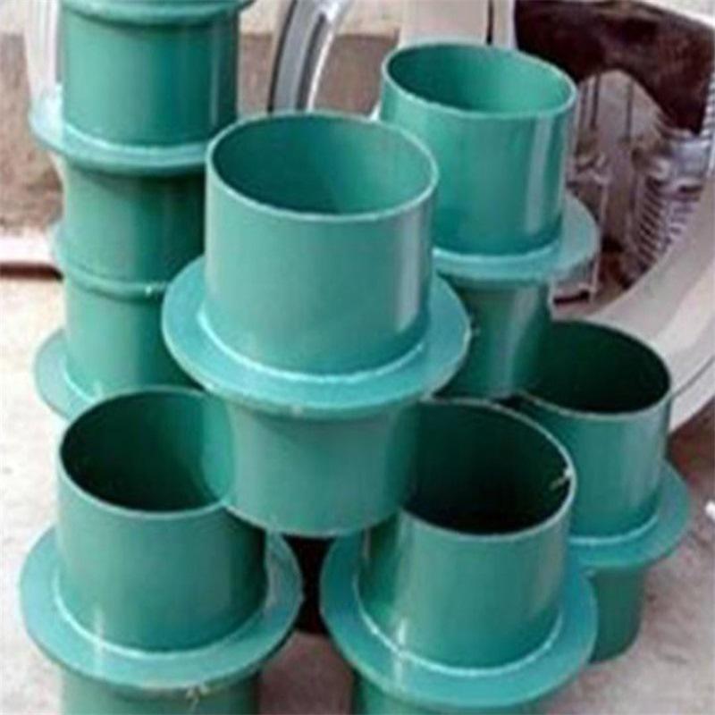 廠家熱賣 鋼性防水套管 AB型剛性防水套管 高度可定制 質優價廉示例圖8