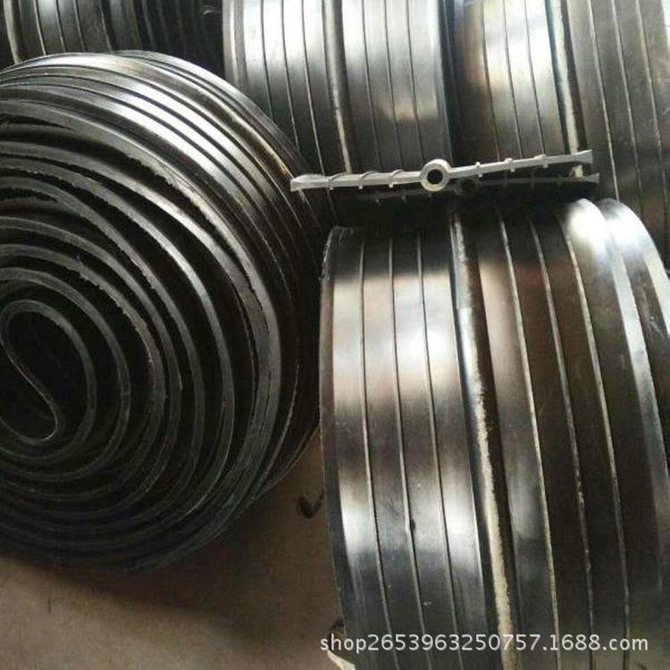 厂家生产橡胶止水带钢边橡胶止水带 遇水膨胀橡胶止水带 现货批发示例图7