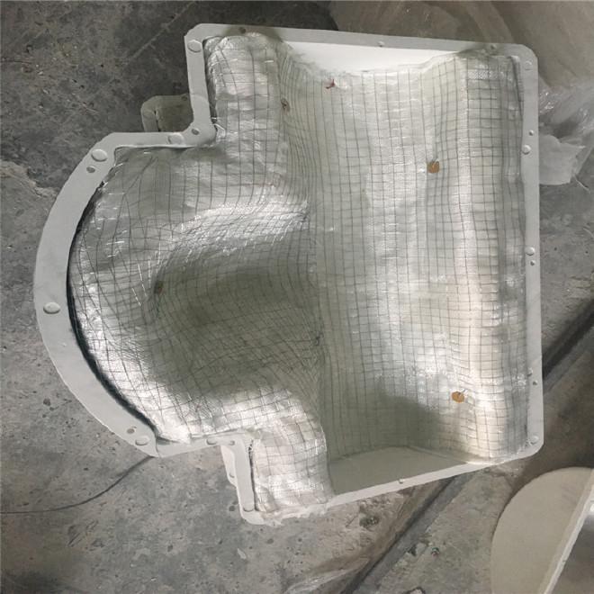 玻璃钢阀门保温壳电厂工厂阀门保温壳阀门保温套DN25-DN1000阀门示例图8