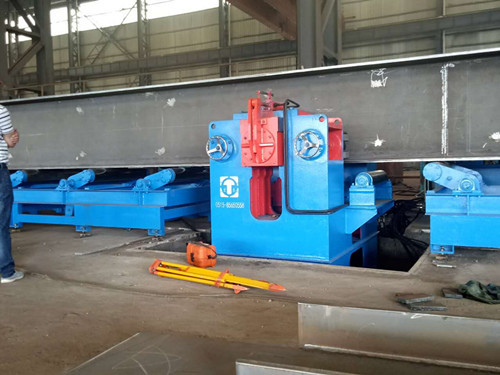 自动钢结构组立机2016款 江苏厂家现货批发H型钢生产线组立机示例图2