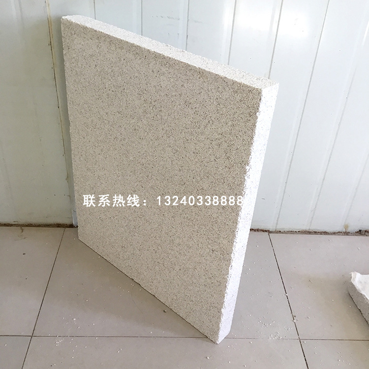 厂家直销廊坊供货防火门芯板可定制无机发泡保温板 外墙防火泡沫示例图11