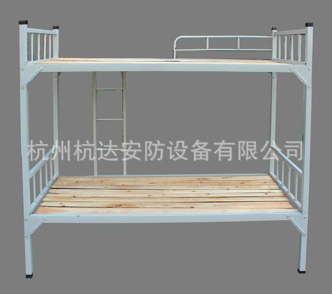 厂家定做 铁架床双层床 高低员工双层床 管用50年质保6年示例图77