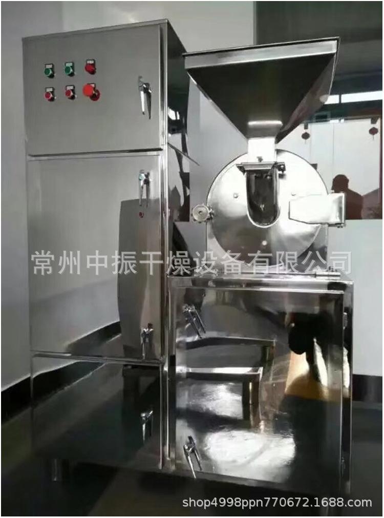 供应中药超微粉碎机 超微超细粉破碎机 ZFJ型微粉碎机 食品磨粉机示例图26