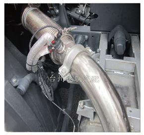 7.89 ID4 汽车摩托车电喷油管快速插拔接头 配尼龙管 6 x 1示例图2