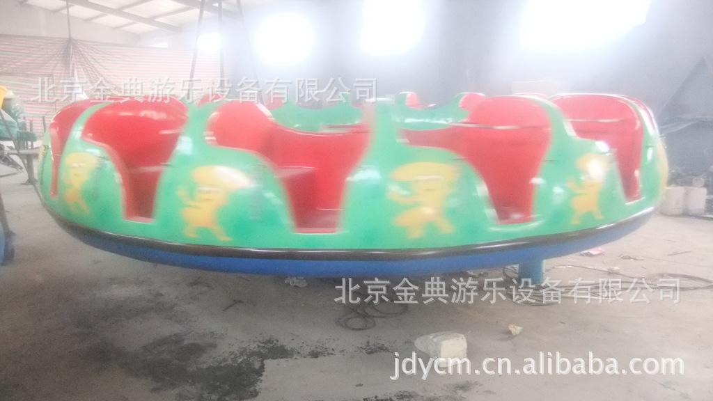 第2代蘑菇转盘 游乐设备 游艺机 游乐设施 北京游乐设备示例图10