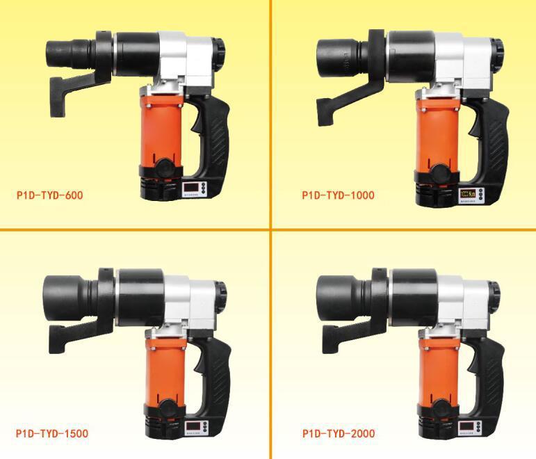 专业供应1500N.m数显电动扳手 300-1500N.m数显电动扭力/扭矩扳手示例图4