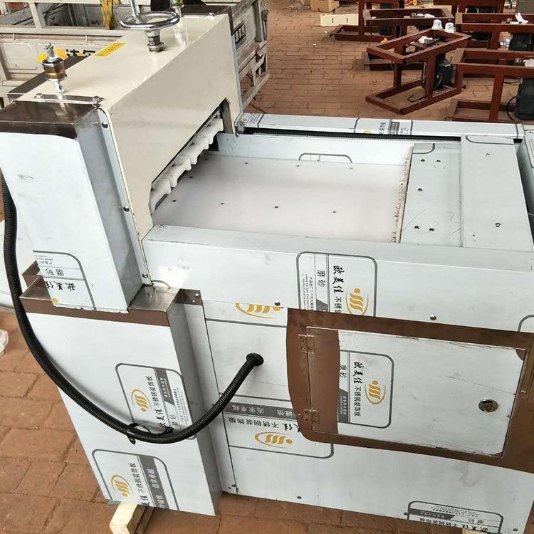 专业生产 新款羊肉片机 切牛羊肉片机 自动切羊肉片机批发示例图5