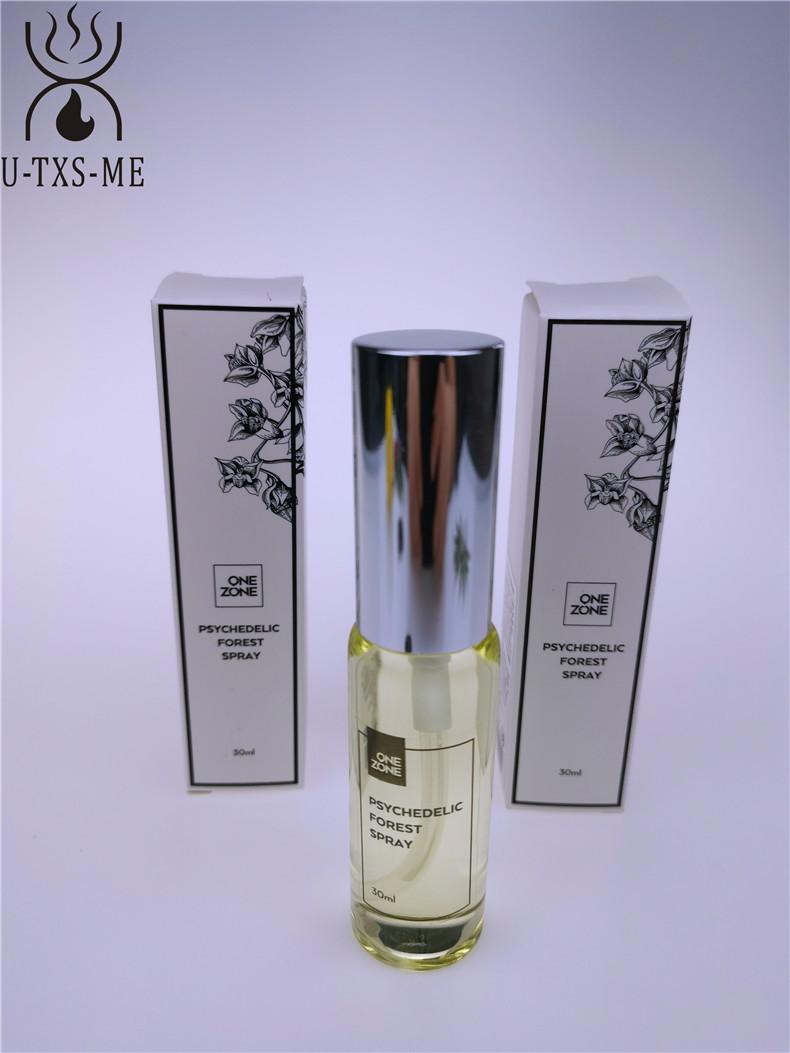 拉管香水玻璃瓶家居植物精油环保空气清新30ml圆形喷雾爱博国际lovebet香水示例图7