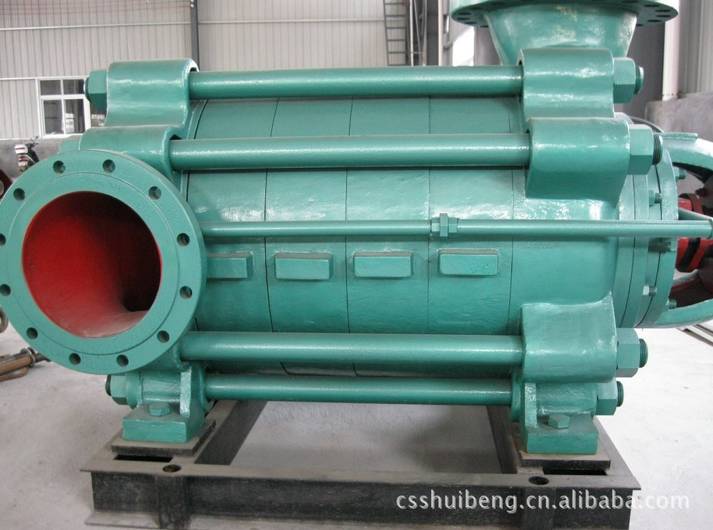 D25-50*7 卧式多级离心清水泵示例图5