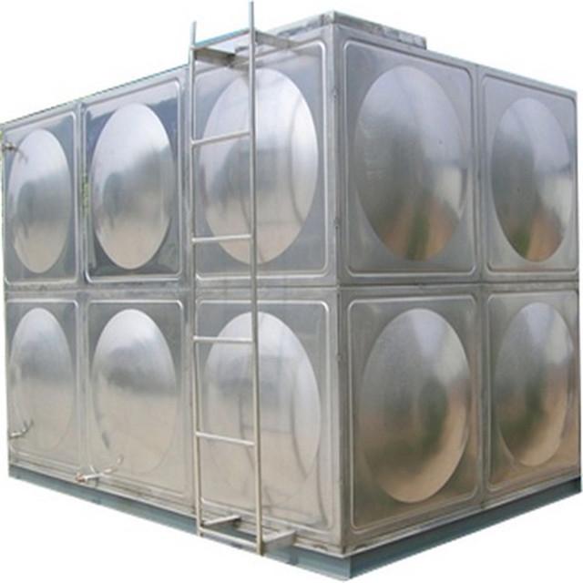 不銹鋼水箱方形304不銹鋼水箱聚氨酯保溫水箱
