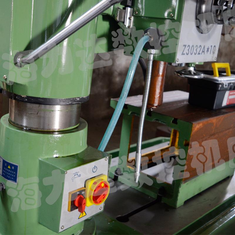 厂家直销摇臂钻床Z3032×10小型摇臂钻床 Z3032 机械摇臂钻床现货示例图12