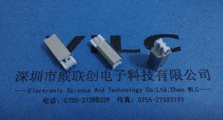 7. BM 三件套 焊线式公头 外壳镀金 1U`示例图8