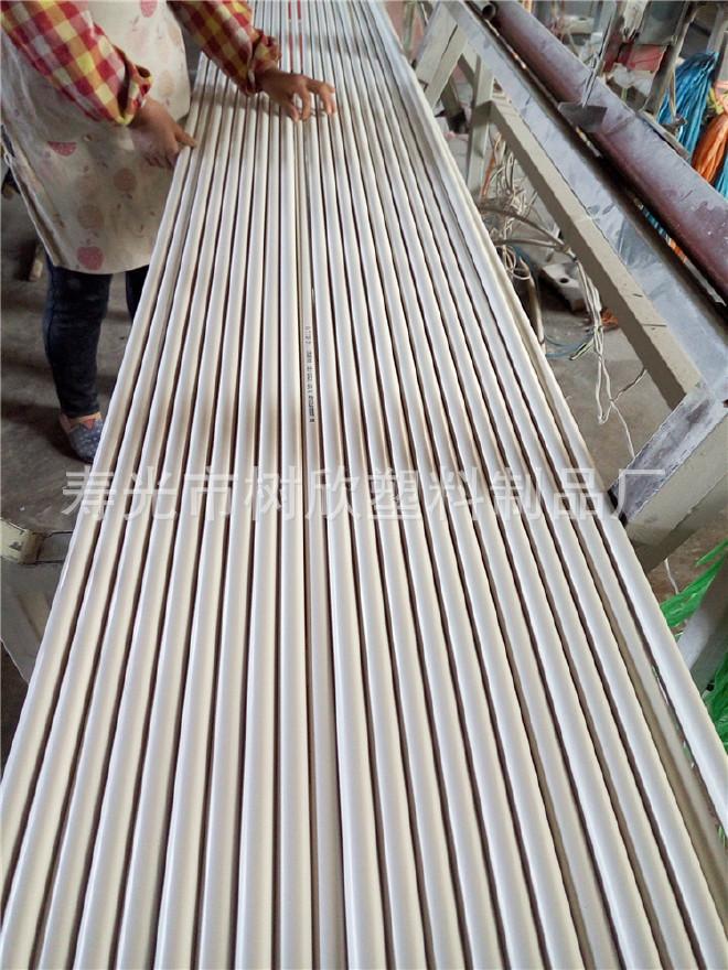 pvc阻燃穿线管 25mm PVC穿墙管 量大优惠批发阻燃绝缘电工套管示例图27