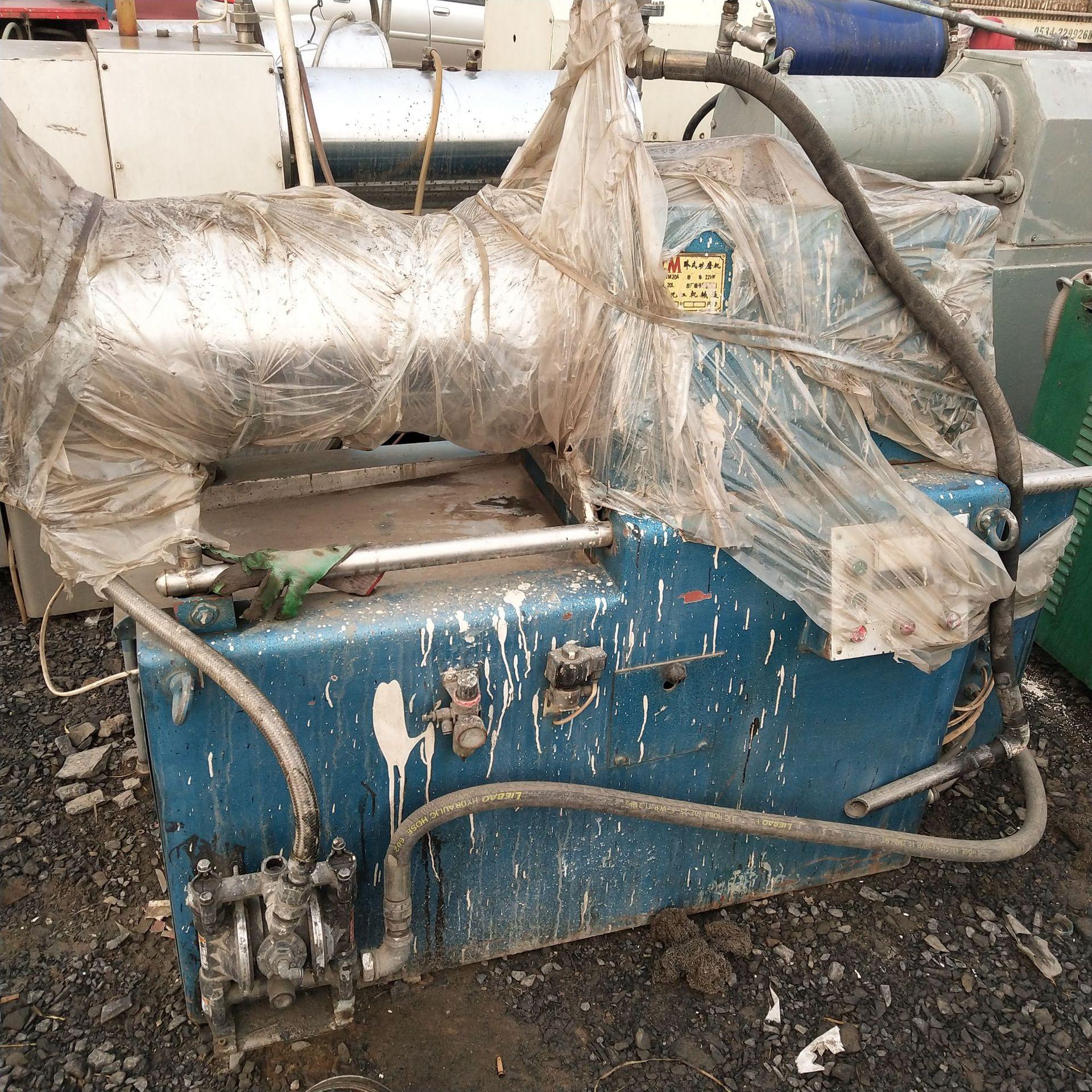 出售二手砂磨机 二手分散机 二手三滚研磨机 二手卧式砂磨机示例图4
