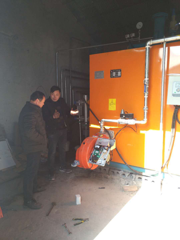 杏花村蒸酒蒸汽发生器  山西吕梁蒸汽发生器 蒸酒专用蒸汽发生器示例图5