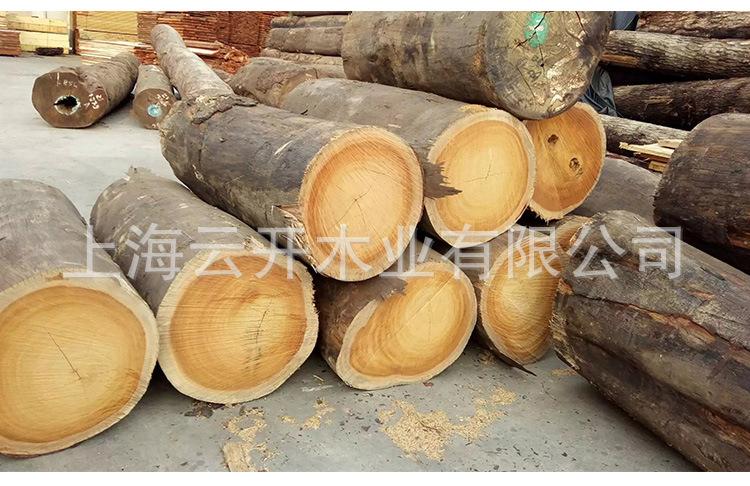 正宗菠萝格板材 印尼菠萝 �色�碗s格木 户外直接朝���L�L席卷�^去工程菠萝格定制加工 源头厂家示例图8
