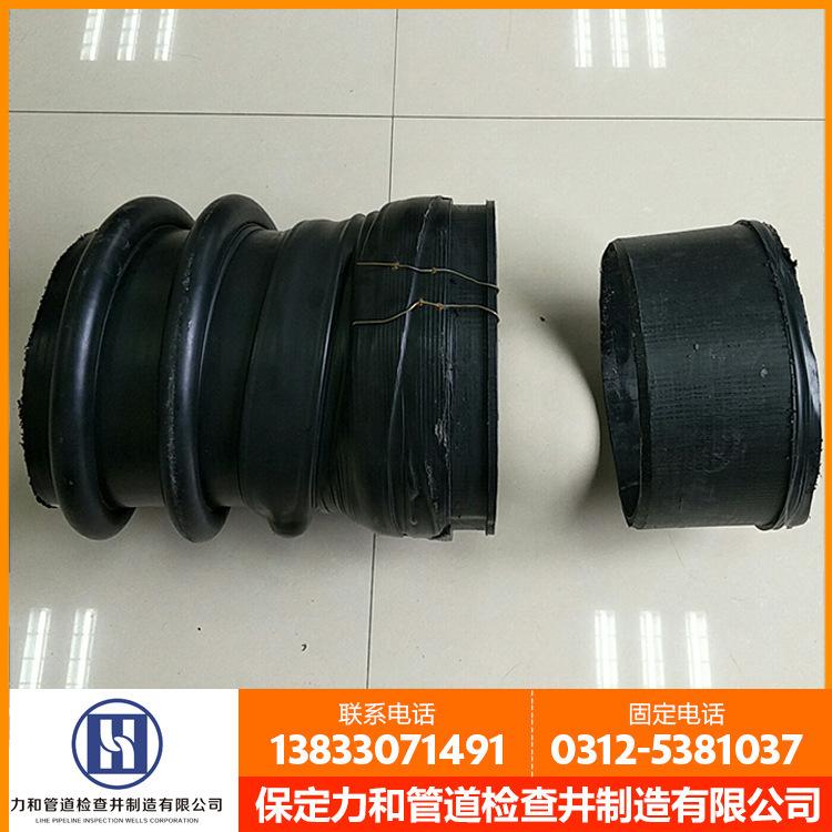 HDPE排污波纹克拉管 塑钢缠绕管 DN300 河北厂家直销示例图6