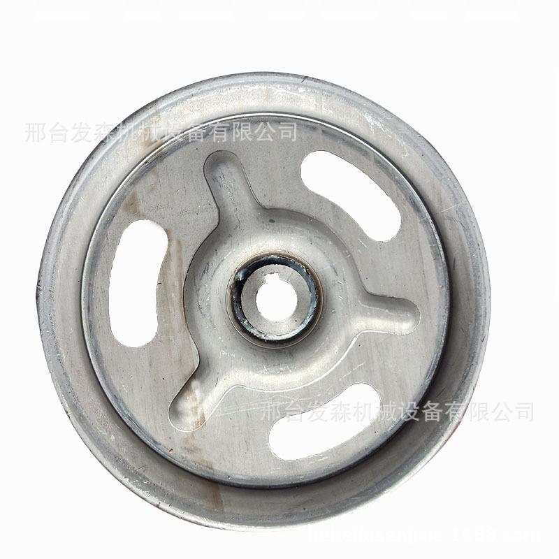 厂家直销旋压皮带轮尺寸精准价格低廉示例图2
