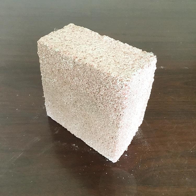 河南现货水泥板红色防火隔离带防火门芯板 珍珠岩门芯板 门芯板示例图9