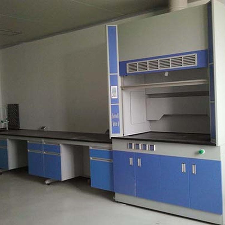 赛思斯 S-SG1遂宁市钢木操作台 实验室台柜 大理石高温台刑侦 DNA学校实验室
