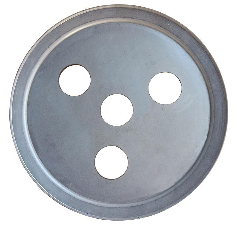 新款v型单槽食品机械皮带轮 平衡度好尺寸精准不易损坏示例图2