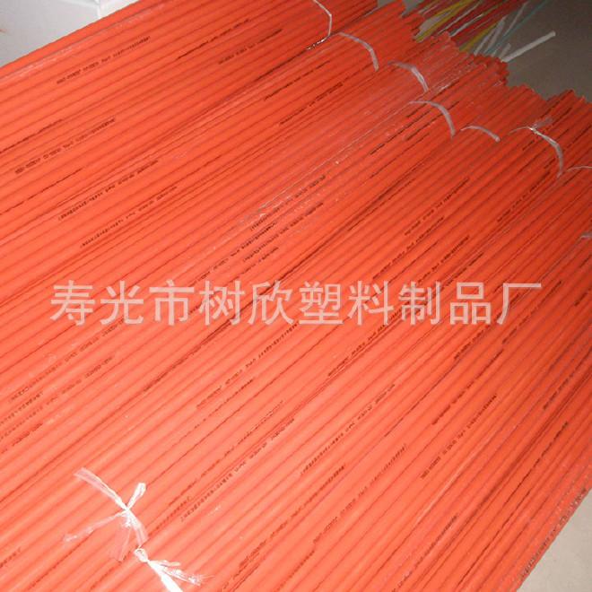 厂家供应 装饰用PVC管 彩色塑料管材 家用装修管 品质保障示例图20