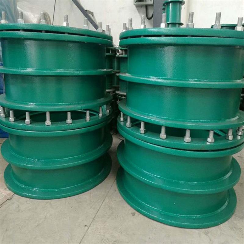廠家熱賣 鋼性防水套管 AB型剛性防水套管 高度可定制 質優價廉示例圖11