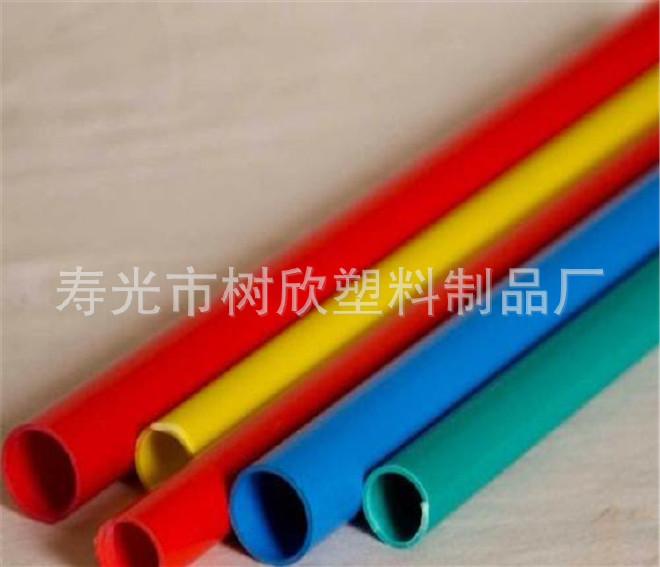 厂家供应 装饰用PVC管 彩色塑料管材 家用装修管 品质保障示例图22