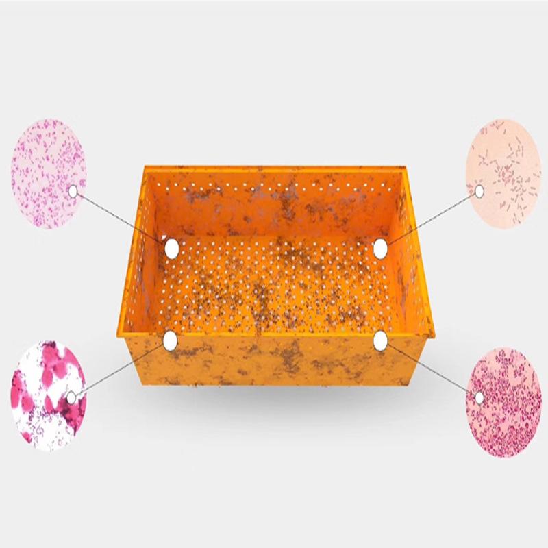 塑料盘蔬菜筐周转筐食品筐塑料箱自动清洗机 洗箱机 洗筐机示例图7