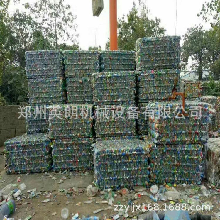 卧式环保高效打包机 定制 废纸打包机 纸箱打包机 塑料瓶打包机示例图23
