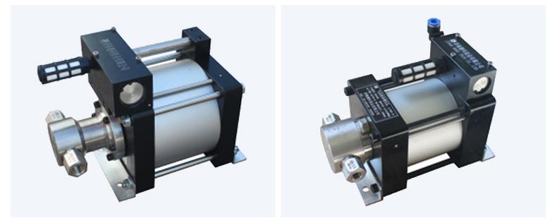 厂家供应小型气液增压泵 轻巧耐用无泄漏 水油各种液体气液增压泵示例图12
